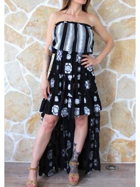 BOBA DRESS BLACK